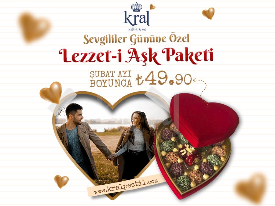 Lezzet-i Aşk Paketi