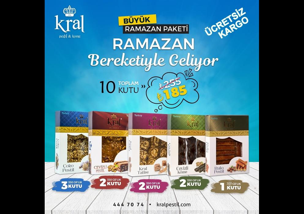 Büyük Ramazan Paketi